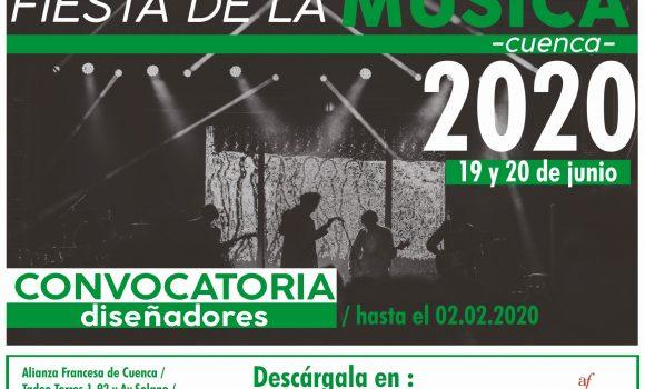 Convocatorias para la Fiesta de la Música 2020