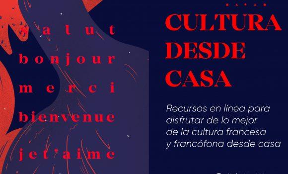 CULTURA DESDE CASA