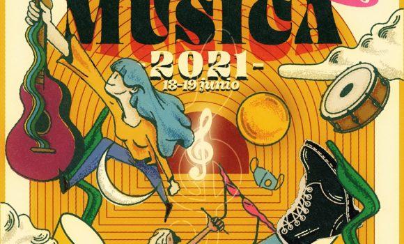 Lanzamiento Fiesta de la Música 2021